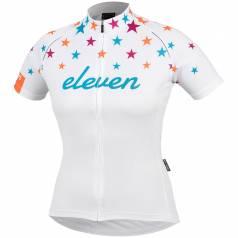 Bluza ciclism Star Lady cu maneci scurte