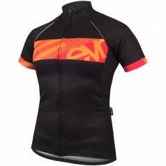 Bluza ciclism Stripes Lady cu maneci scurte