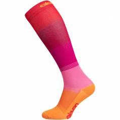 sosete de compresie lungi Mono Pink