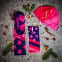 Cadou Stars Pink S-M