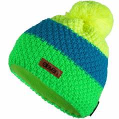Caciula tricotata POM Fluo